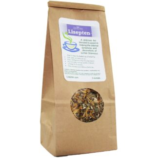 Lisepten Herbal Tea for Lichen Sclerosus